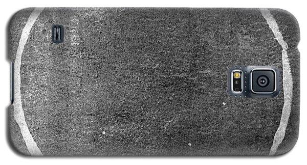 Galaxy S5 Case featuring the digital art Enso 2017-22 by Julie Niemela