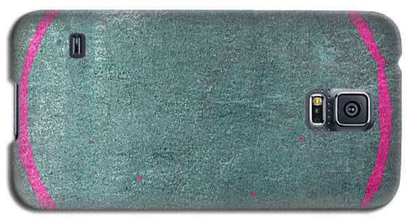 Galaxy S5 Case featuring the digital art Enso 2017-23 by Julie Niemela