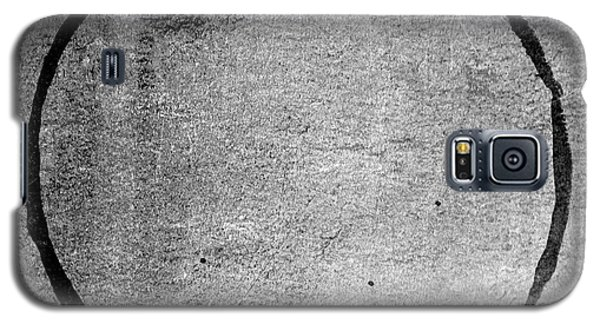 Galaxy S5 Case featuring the digital art Enso 2017-24 by Julie Niemela
