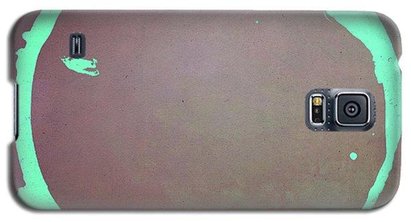 Galaxy S5 Case featuring the digital art Enso 2017-6 by Julie Niemela