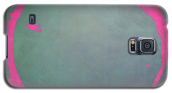 Galaxy S5 Case featuring the digital art Enso 2017-8 by Julie Niemela
