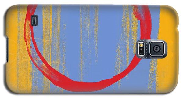 Enso Galaxy S5 Case by Julie Niemela