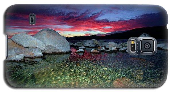 Enter A Tahoe Dream Galaxy S5 Case