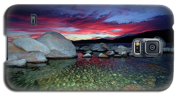 Enter A Tahoe Dream Galaxy S5 Case