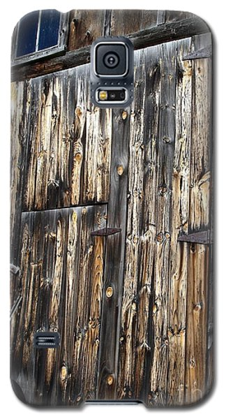 Enter The Barn Galaxy S5 Case by Kerri Mortenson