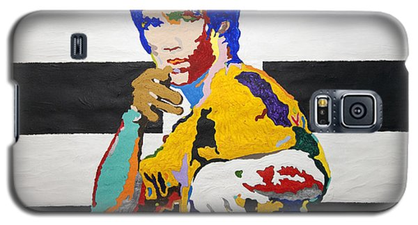 Enter The Dragon Li Galaxy S5 Case by Stormm Bradshaw