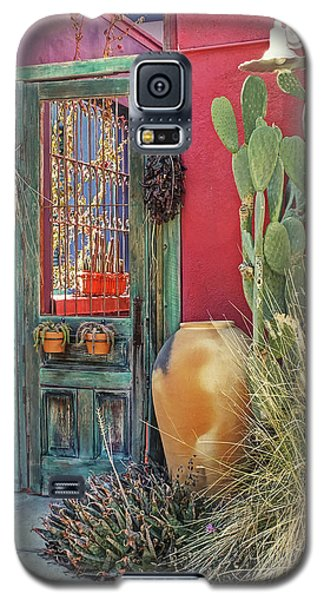 Enter - You Are Always Welcome Galaxy S5 Case