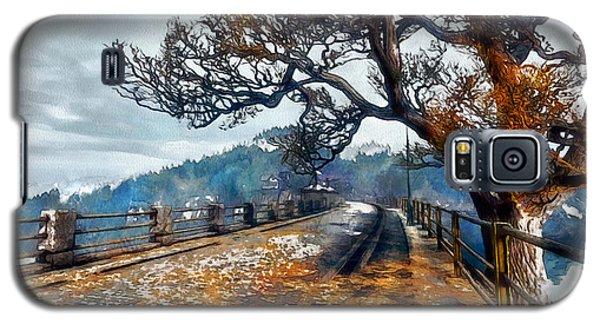 Entering Red Creek Valley Galaxy S5 Case by Kai Saarto