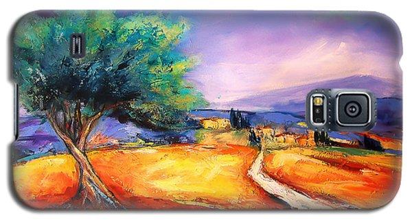 Entering The Village Galaxy S5 Case