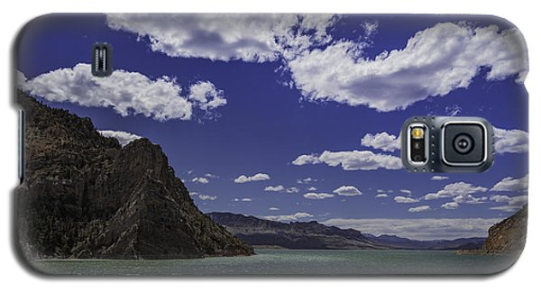 Galaxy S5 Case featuring the photograph Entering Yellowstone National Park by Jason Moynihan