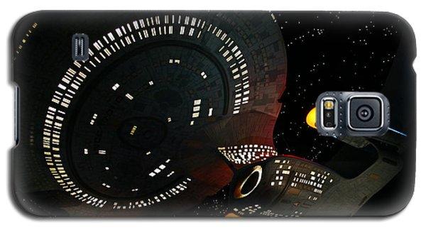 Galaxy S5 Case featuring the photograph Enterprise by Kristin Elmquist