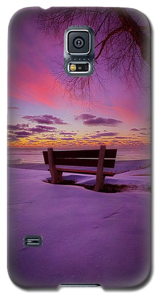 Galaxy S5 Case featuring the photograph Enters The Unguarded Heart by Phil Koch