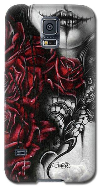 Entrap  Galaxy S5 Case by Sheena Pike
