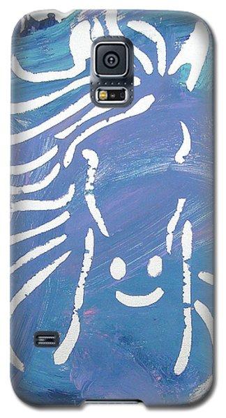 Enviable Mane Galaxy S5 Case