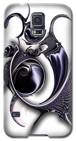 Ephemeral Purity Galaxy S5 Case