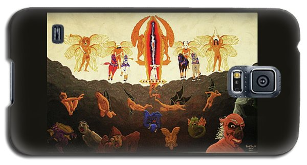 Epic - In The Valley Of Megiddo Galaxy S5 Case by Rand Swift