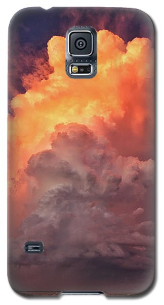 Epic Storm Clouds Galaxy S5 Case