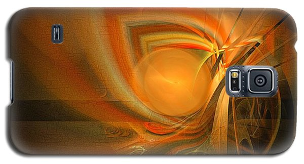 Equilibrium - Abstract Art Galaxy S5 Case