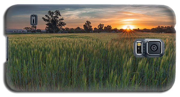 Equinox-first Sunrise Of Spring Galaxy S5 Case