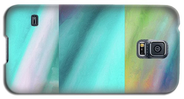 Galaxy S5 Case featuring the digital art Equipoise 2 by Tom Druin