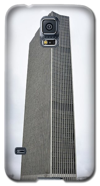 Galaxy S5 Case featuring the photograph Erastus Corning Tower In Albany New York by Brendan Reals
