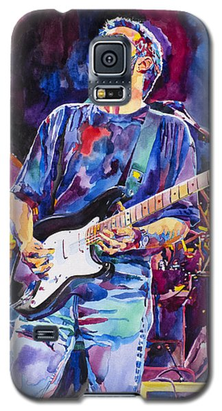 Eric Clapton And Blackie Galaxy S5 Case by David Lloyd Glover