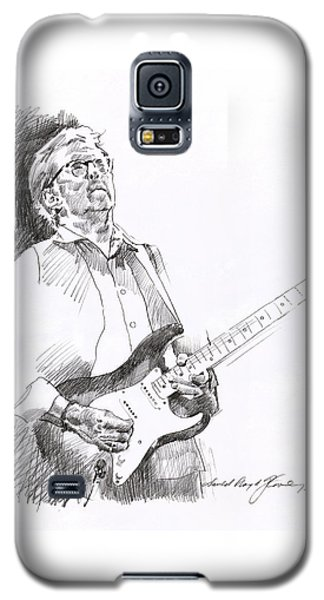 Eric Clapton Joy Galaxy S5 Case