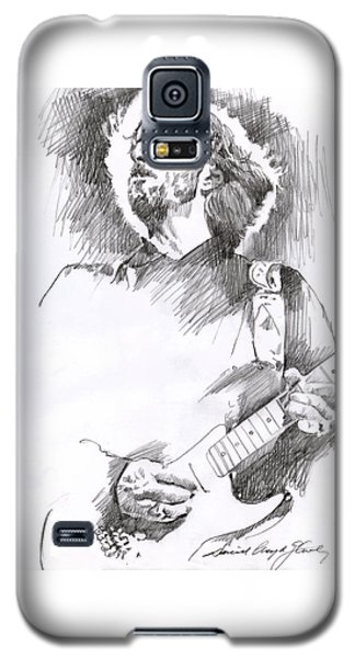 Eric Clapton Sustains Galaxy S5 Case