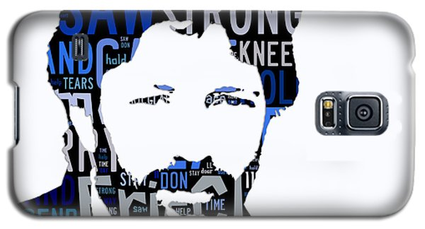 Eric Clapton Tears In Heaven Galaxy S5 Case