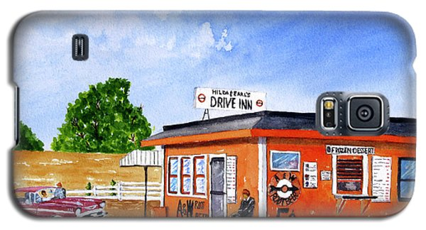Ericksons Drive Inn Galaxy S5 Case