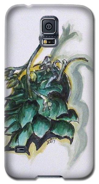Erika's Spring Plant Galaxy S5 Case