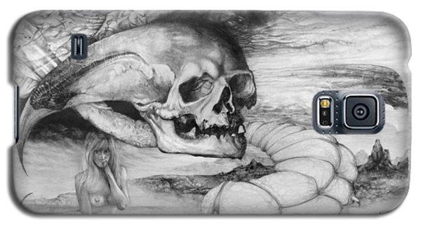 Eros Thanatos Galaxy S5 Case