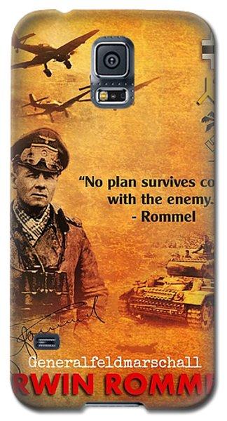 Erwin Rommel Tribute Galaxy S5 Case