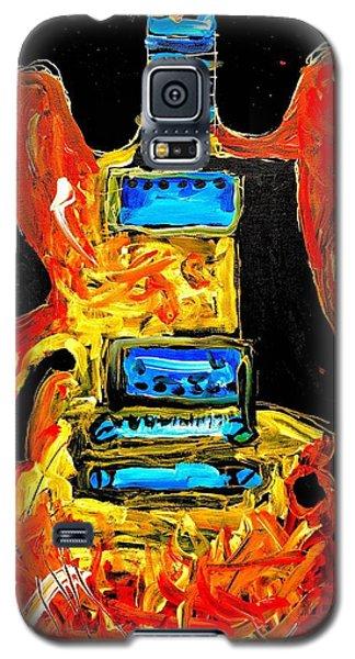 Es 335 San Antonio Galaxy S5 Case