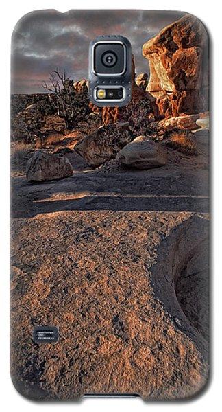 Escalante Desert Sunset Galaxy S5 Case