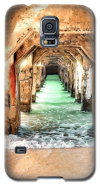 Escape To Atlantis Galaxy S5 Case