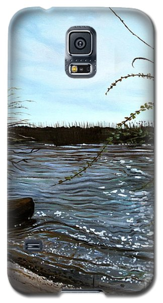 Escape With Me Galaxy S5 Case by Elizabeth Robinette Tyndall
