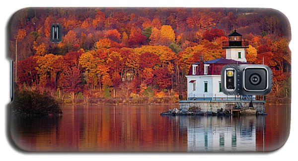 Esopus Lighthouse In Late Fall #1 Galaxy S5 Case