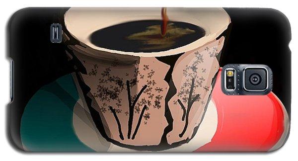 Espresso Galaxy S5 Case