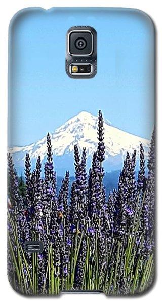 Essence Of Lavender Galaxy S5 Case