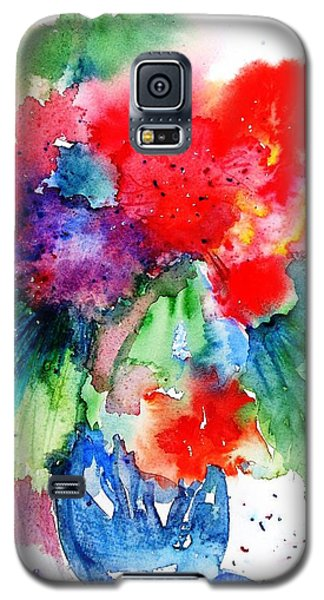 Essence Of Summer Galaxy S5 Case