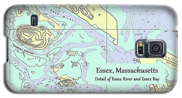 Essex River Detail Galaxy S5 Case