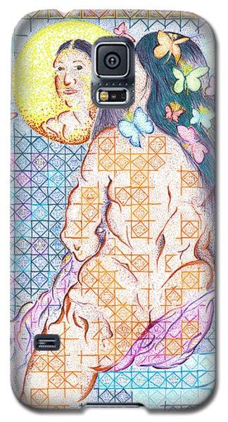 Estrella De La Manana Morning Star Galaxy S5 Case