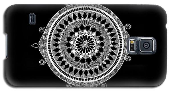 Galaxy S5 Case - Estrella Mandala by Anmol Jauher