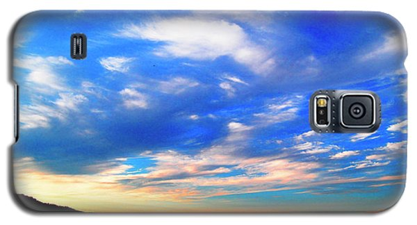 Estuary Skyscape Galaxy S5 Case