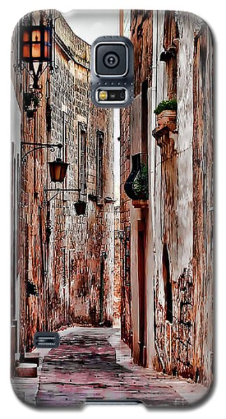 Etched In Stone Galaxy S5 Case
