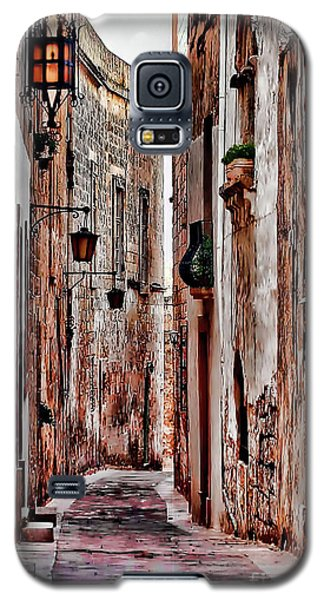 Etched In Stone Galaxy S5 Case by Tom Prendergast