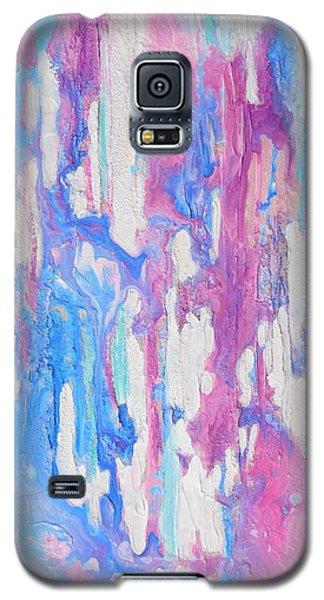 Eternal Flow Galaxy S5 Case by Irene Hurdle