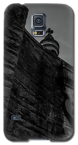 Eternal Stone Structure Bw Galaxy S5 Case