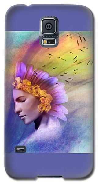 Ether Galaxy S5 Case by Scott Meyer